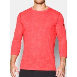 Under Armour Koszulka męska TBorne Power Sleeve T Ftd Czerwona r. S (1305850-963). Szare t-shirty męskie marki Under Armour, l, z dzianiny, z kapturem. Za 189,90 zł.