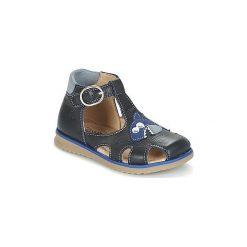 Sandały Dziecko  Citrouille et Compagnie  ISKILANDRO. Niebieskie sandały chłopięce Citrouille et Compagnie. Za 132,30 zł.