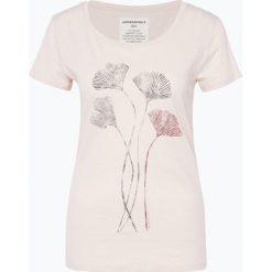 T-shirty damskie: ARMEDANGELS – T-shirt damski, beżowy