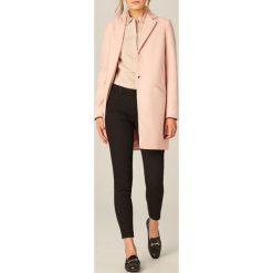 Spodnie z wysokim stanem: Jeansy high waist - Czarny