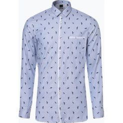 Koszule męskie: BOSS Casual – Koszula męska – Magneton, niebieski