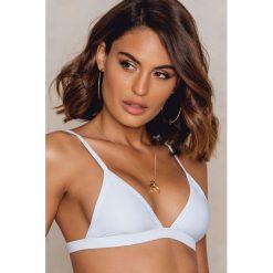 Stroje dwuczęściowe damskie: Hot Anatomy Góra bikini Triangle – White