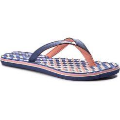Klapki damskie: Japonki adidas – Eazy Dots W S78132 Rawpur/Sunglo/Purglo