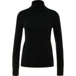 Pure cashmere TURTLENECK SWEATER Sweter black. Czarne swetry klasyczne damskie pure cashmere, s, z kaszmiru. Za 669,00 zł.