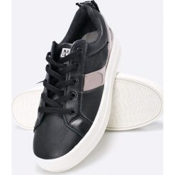 Napapijri - Buty Dahlia. Szare buty sportowe damskie Napapijri, z gumy. W wyprzedaży za 219,90 zł.