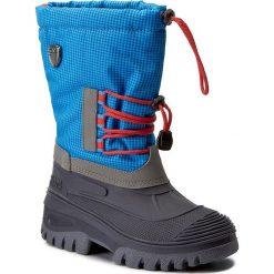 Buty zimowe chłopięce: Śniegowce CMP – Kids Ahto Wp 3Q49574K River L565