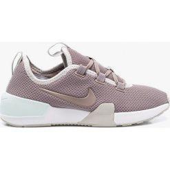 Nike - Buty Ashin Modern Run. Szare buty sportowe damskie Nike, z gumy. Za 349,90 zł.