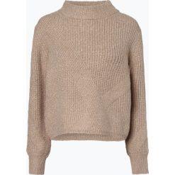 Someday - Sweter damski – Taleb, beżowy. Brązowe swetry klasyczne damskie marki someday., z dzianiny. Za 449,95 zł.