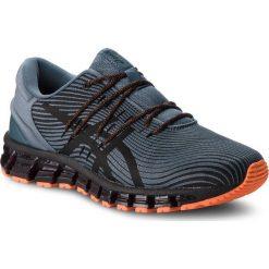 Buty ASICS - Gel Quantum 360 4 1021A028 Ironclad/Black 021. Szare buty do biegania męskie marki Asics, z poliesteru. W wyprzedaży za 559,00 zł.