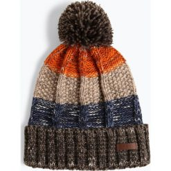 Barts - Czapka męska – Vista Beanie, szary. Szare czapki męskie marki Barts, w paski, z polaru. Za 139,95 zł.