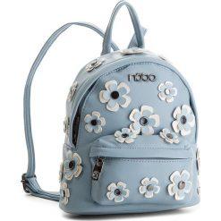 Plecak NOBO - NBAG-E3070-C012 Niebieski. Niebieskie plecaki damskie Nobo, ze skóry ekologicznej, eleganckie. W wyprzedaży za 129,00 zł.