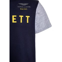T-shirty chłopięce: Hackett London AMR  Tshirt z nadrukiem navy