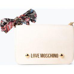 Love Moschino - Torebka damska, czarny. Czarne torebki klasyczne damskie Love Moschino. Za 789,95 zł.