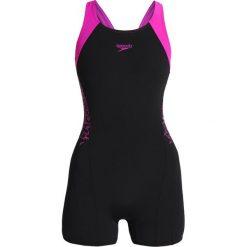 Stroje kąpielowe damskie: Speedo BOOM Kostium kąpielowy black/diva