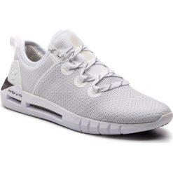 Buty UNDER ARMOUR - Ua Hovr Slk 3021220-102 Wht. Białe buty do fitnessu damskie marki Under Armour, z materiału. W wyprzedaży za 339,00 zł.
