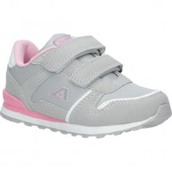 Szare buty sportowe na rzepy American 13. Szare buciki niemowlęce American, na rzepy. Za 69,99 zł.