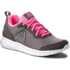 Buty Reebok - Ad Swiftway Run CN5711 Alloy/Shark/Pink/Wht. Szare buty do biegania damskie marki Reebok, z materiału. W wyprzedaży za 159,00 zł.