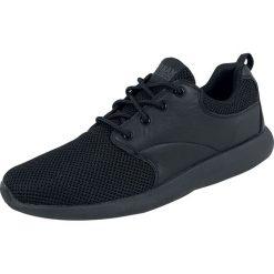 Urban Classics Light Runner Buty sportowe czarny. Czarne buty do fitnessu damskie Urban Classics, z materiału. Za 164,90 zł.