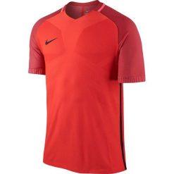 Nike Koszulka męska Strike Top SS  czerwona r. S (725868 657). Czerwone t-shirty męskie Nike, m. Za 219,97 zł.