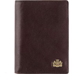 Portfel 10-1-023-4. Brązowe portfele męskie Wittchen. Za 239,00 zł.