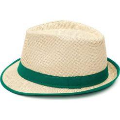 Kapelusz damski Double trouble zielony. Zielone kapelusze damskie Art of Polo. Za 28,94 zł.
