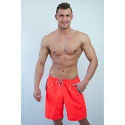 Spodenki sportowe męskie: Belibe Sport Spin szorty męskie 2900 m2902 pomarańczowe r. XL