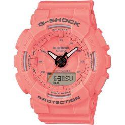 Zegarek Casio Damski G-Shock Mini GMA-S130VC-4AER Krokomierz różowy. Czerwone zegarki damskie CASIO. Za 419,00 zł.
