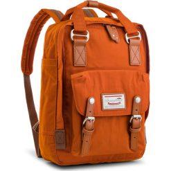 Plecak DOUGHNUT - D010-0027-F Macaroon Rust. Brązowe plecaki męskie Doughnut, z materiału. Za 349,00 zł.