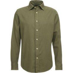 GStar BRISTUM SHIRT L/S Koszula olive. Zielone koszule męskie marki G-Star, l, z bawełny. Za 419,00 zł.