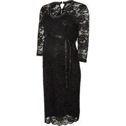 Sukienki: MAMALICIOUS MLMIVANA Sukienka etui black
