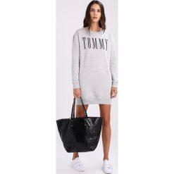 Shopper bag damskie: Sisley Torba na zakupy black