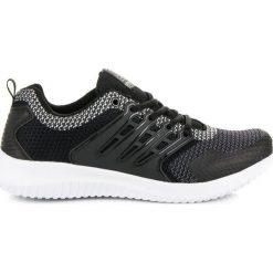 Buty skate męskie: Lekkie obuwie sportowe AX BOXING czarne
