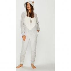 Etam - Kombinezon piżamowy 650155002. Szare piżamy damskie Etam, l, z dzianiny. Za 219,90 zł.