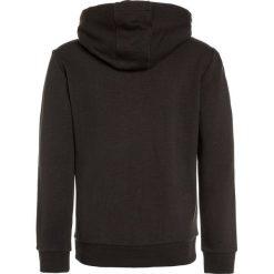 Rip Curl SCRIPT HOODED ZIP  Bluza rozpinana pirate black. Czarne bluzy chłopięce rozpinane marki Rip Curl, z bawełny. W wyprzedaży za 188,10 zł.
