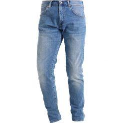 Spodnie męskie: Edwin ED85 DROP CROTCH Jeansy Slim Fit pacific wash