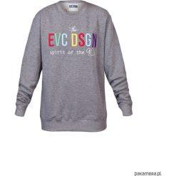 EVC DSGN / bluza 90'S SWTR. Czarne bluzy męskie rozpinane marki Pakamera, m, z kapturem. Za 179,00 zł.