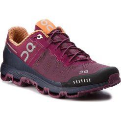 Buty ON - Cloudventure 000012 Mulberry/Salmon 2315. Fioletowe buty do biegania damskie marki KALENJI, z gumy. Za 689,00 zł.
