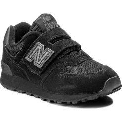 Trampki chłopięce: Sneakersy NEW BALANCE – YV574TB Czarny