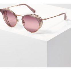 Okulary przeciwsłoneczne damskie aviatory: Valentino Okulary przeciwsłoneczne pink