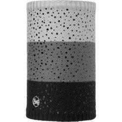 Szaliki męskie: Buff Komin Neckwarmer Buff Knitted Polar Fleece Lia Black Chic wielokolorowy, roz. 29×25 (BUF113559.999.10.00)