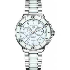 ZEGAREK TAG HEUER FORMULA 1 CAH1211.BA0863. Białe zegarki damskie TAG HEUER, ceramiczne. Za 8860,00 zł.