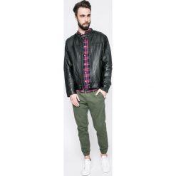 Wrangler - Koszula. Szare koszule męskie na spinki marki House, l, z bawełny. W wyprzedaży za 149,90 zł.