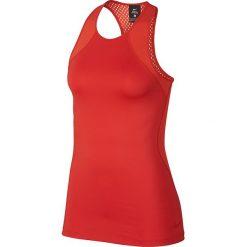 Bluzki sportowe damskie: koszulka termoaktywna damska NIKE PRO HYPERCOOL TANK / 889625-634 – PRO HYPERCOOL TANK