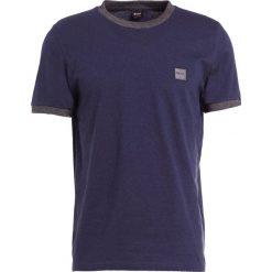 BOSS Orange TOPICAL Tshirt basic dark blue. Niebieskie koszulki polo BOSS Orange, l, z bawełny. Za 249,00 zł.