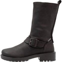Buty zimowe damskie: ecco ELAINE KIDS Śniegowce black