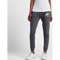 Spodnie Nike Wmns NSW Gym Vintage Pant (883731-060). Szare bryczesy damskie Nike, z bawełny. Za 139,99 zł.