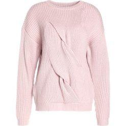 Swetry klasyczne damskie: Ivyrevel ADELA Sweter beige pink