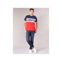 Jeansy slim fit Levis  511 SLIM FIT. Niebieskie jeansy męskie relaxed fit marki Levi's®. Za 479,00 zł.