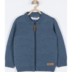 Sweter. Niebieskie swetry chłopięce MOTORCYCLE CLUB, z bawełny. Za 89,90 zł.