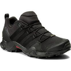 Buty adidas - Terrex AX2R GTX GORE-TEX CM7715 Cblack/Cblack/Grefiv. Czarne buty do biegania męskie marki Salomon, z gore-texu, gore-tex. W wyprzedaży za 349,00 zł.